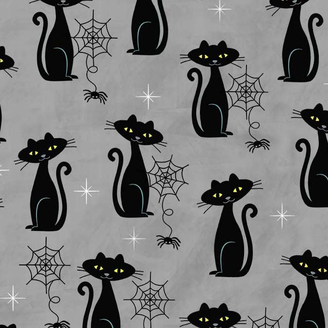 Hocus Pocus Cat Charms