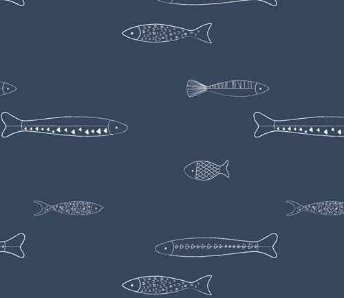 Catch & Release Blue Fish