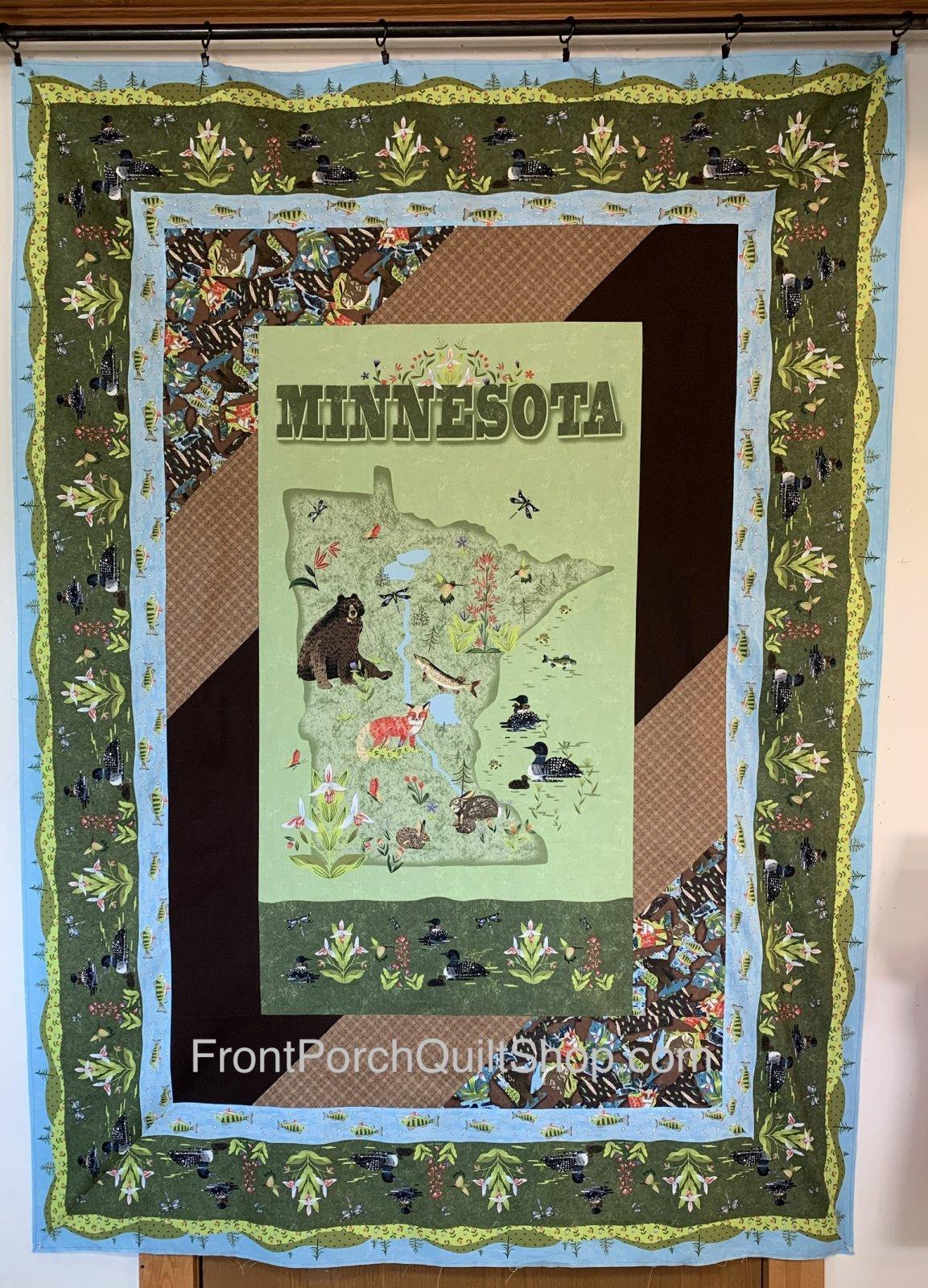 Diva 2 Quilt Minnesota 2020 Kit