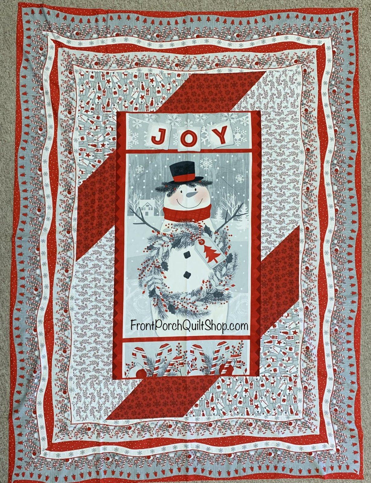 Diva 2 Frosty Friends Flannel Kit
