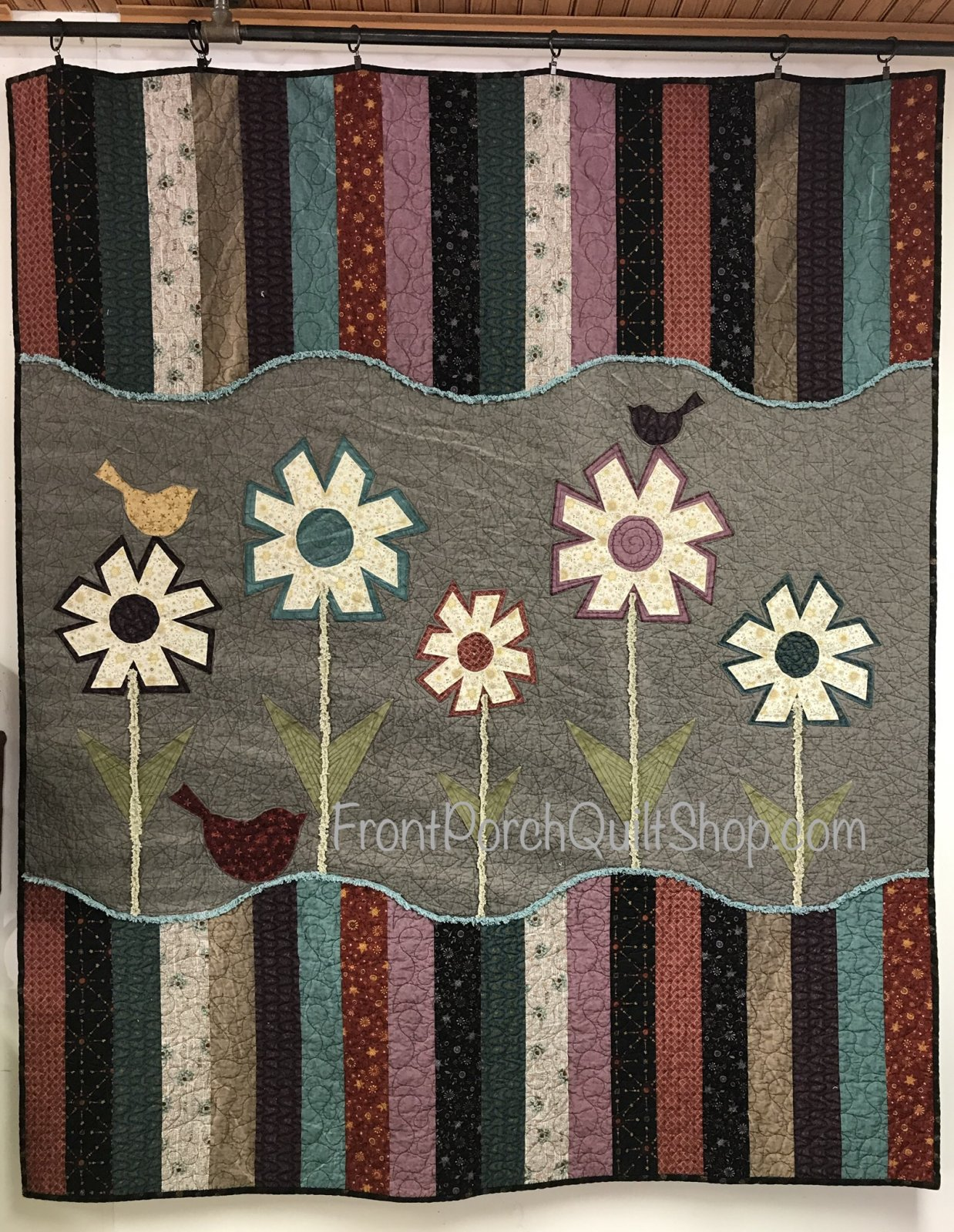 Dizzy Lizzy Kit and Pattern