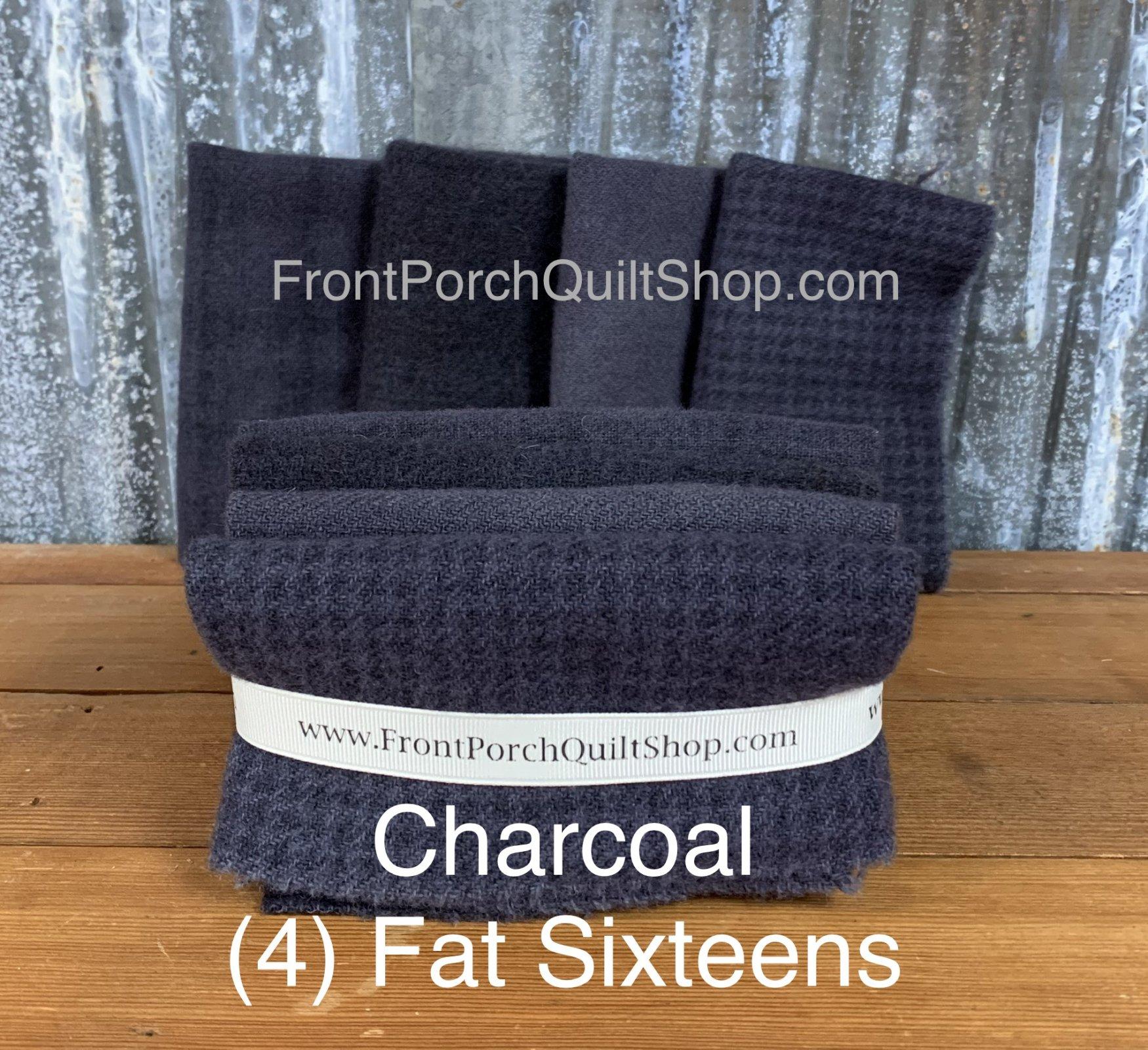 Fat Sixteen Bundle Charcoal