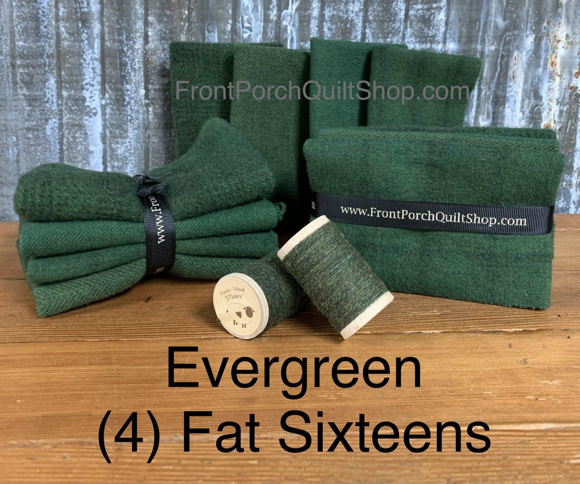 Fat Sixteen Bundle Evergreen