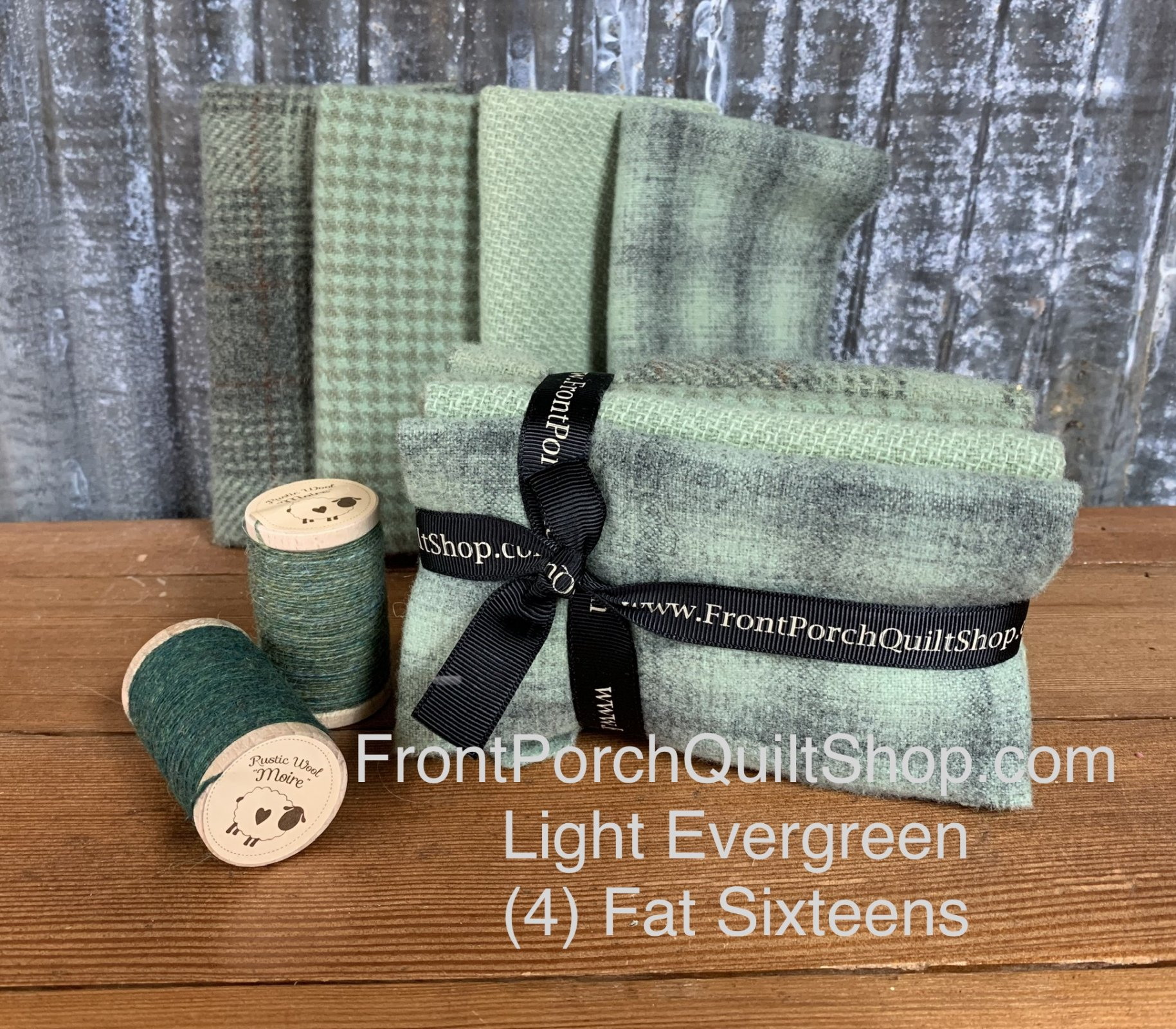 Fat Sixteen Bundle Light Evergreen