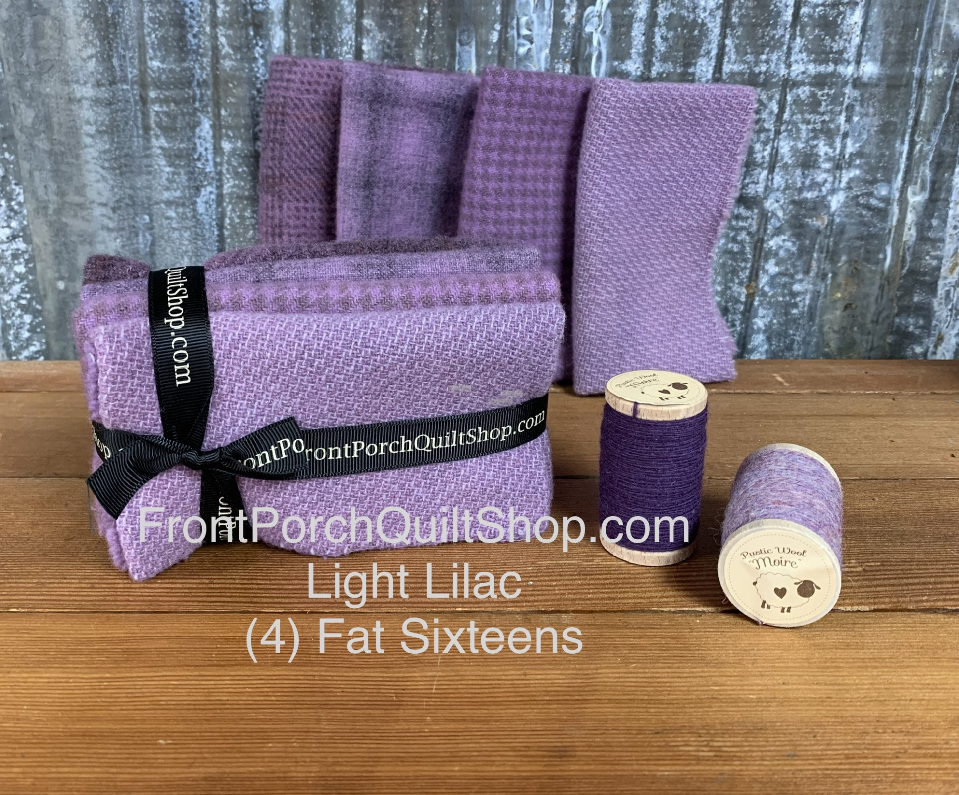 Fat Sixteen Bundle Light Lilac