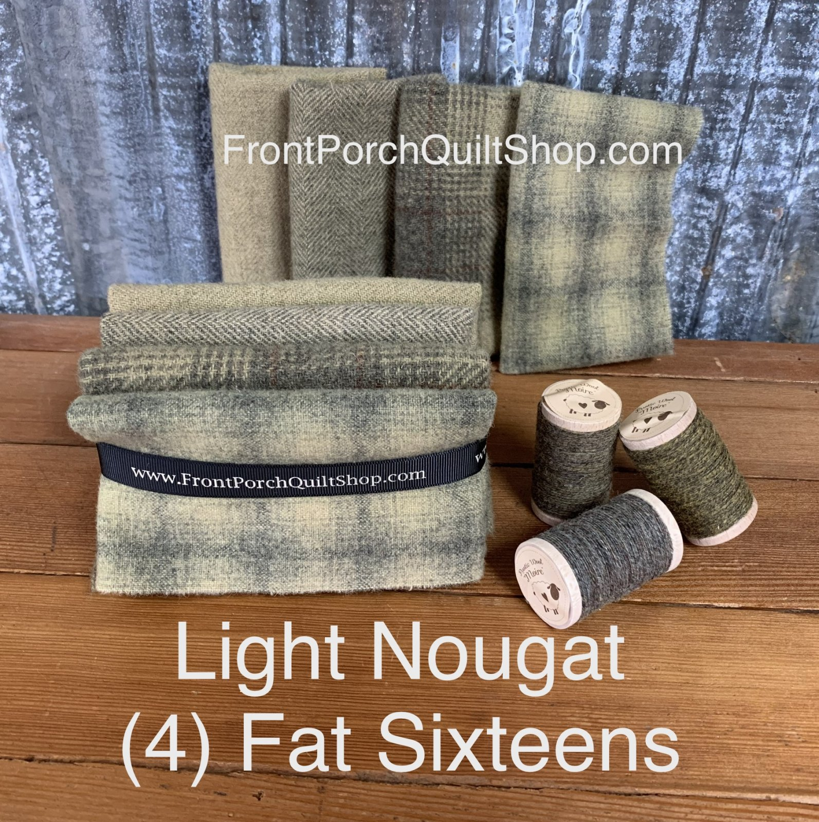Fat Sixteen Bundle Light Nougat