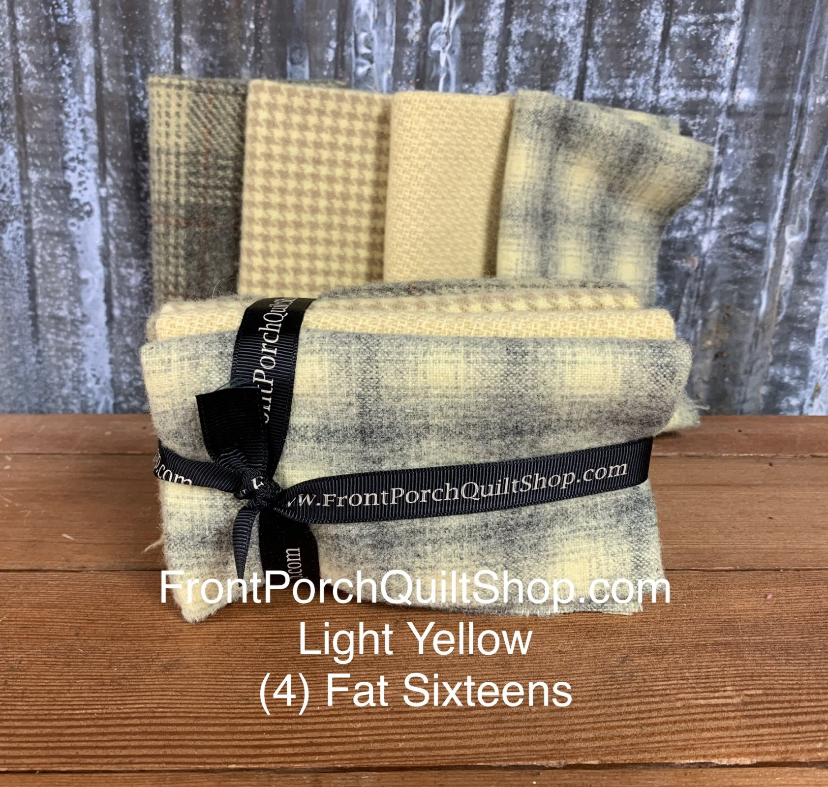Fat Sixteen Bundle Light Yellow