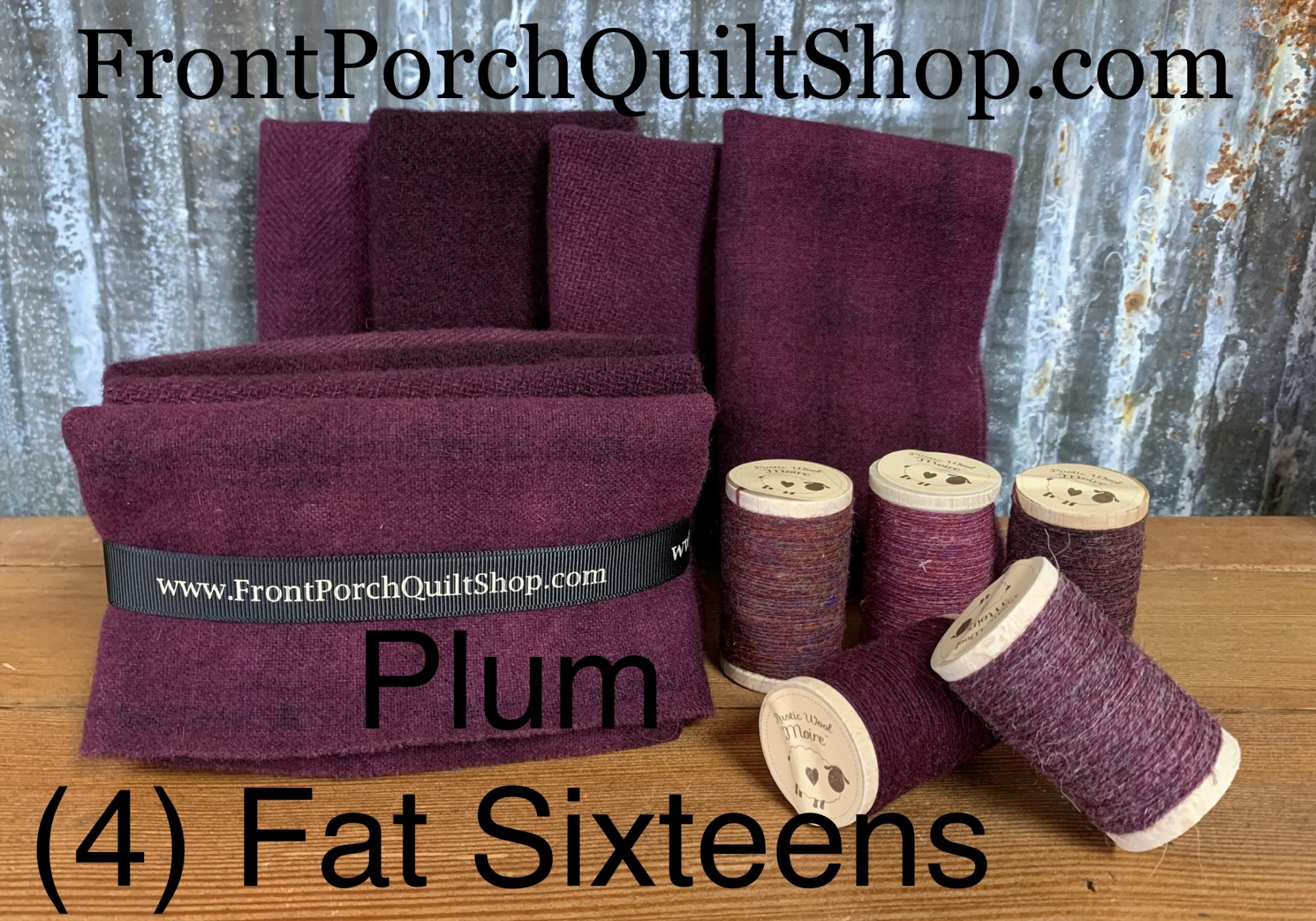 Fat Sixteen Bundle Plum