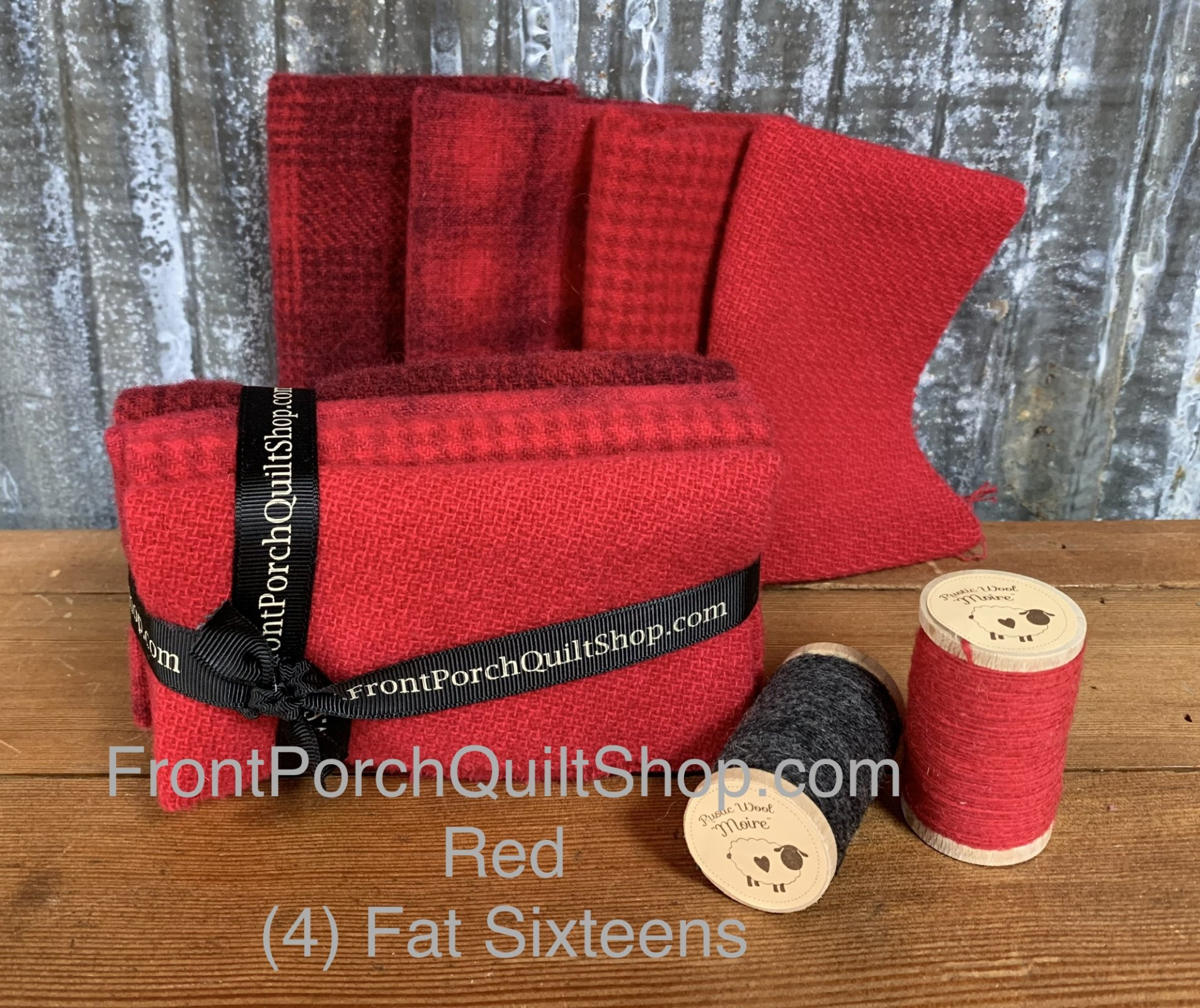 Fat Sixteen Bundle Red