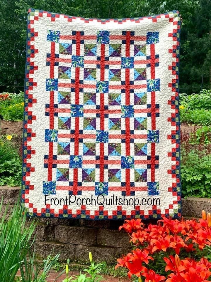 Country Roads Quilt Minnesota 2020 Quilt Kit