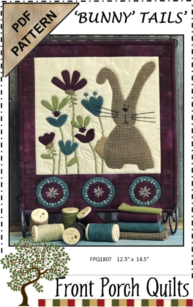 Bunny Tails Downloadable PDF Pattern
