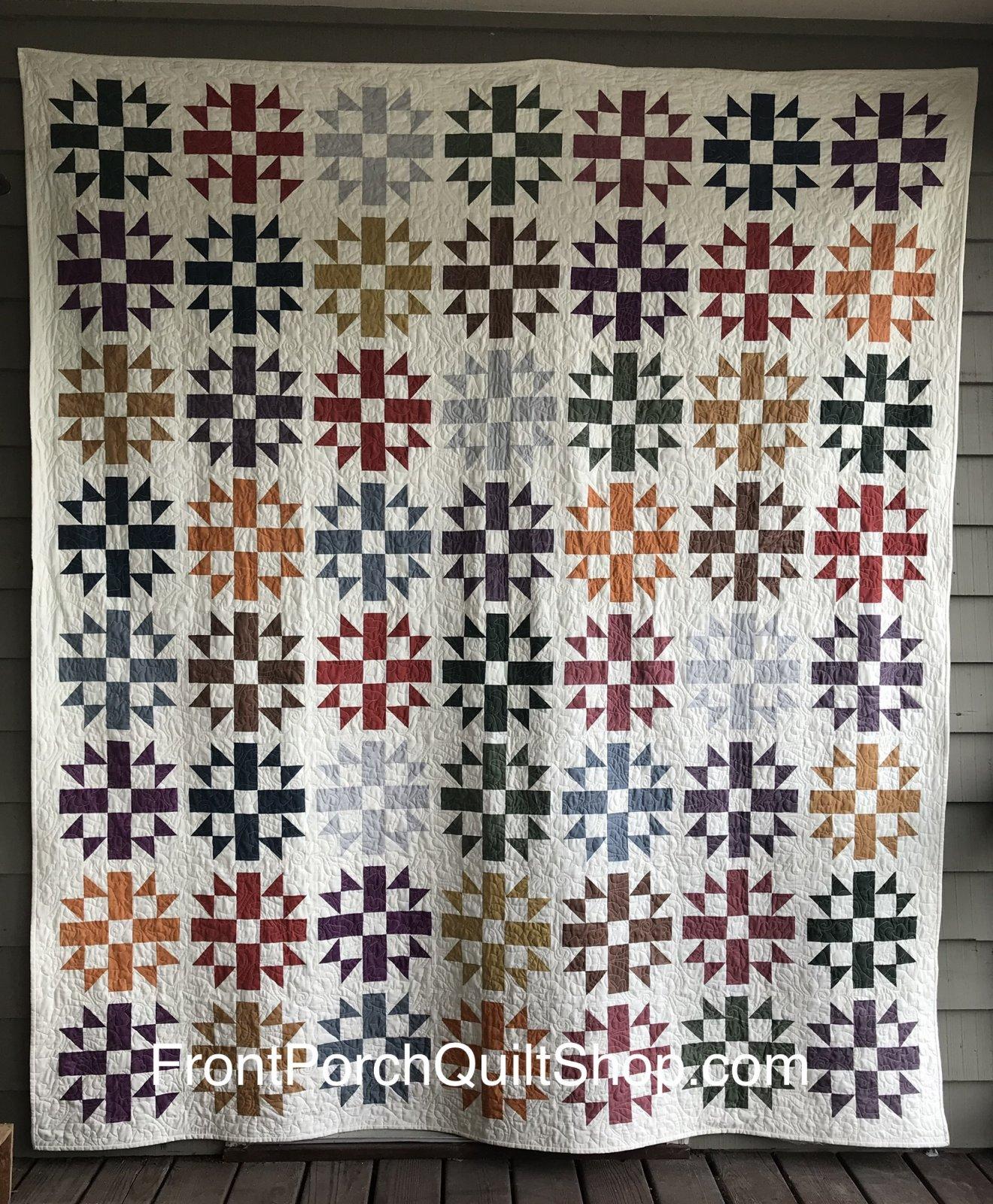 Starlight Quilt Kit