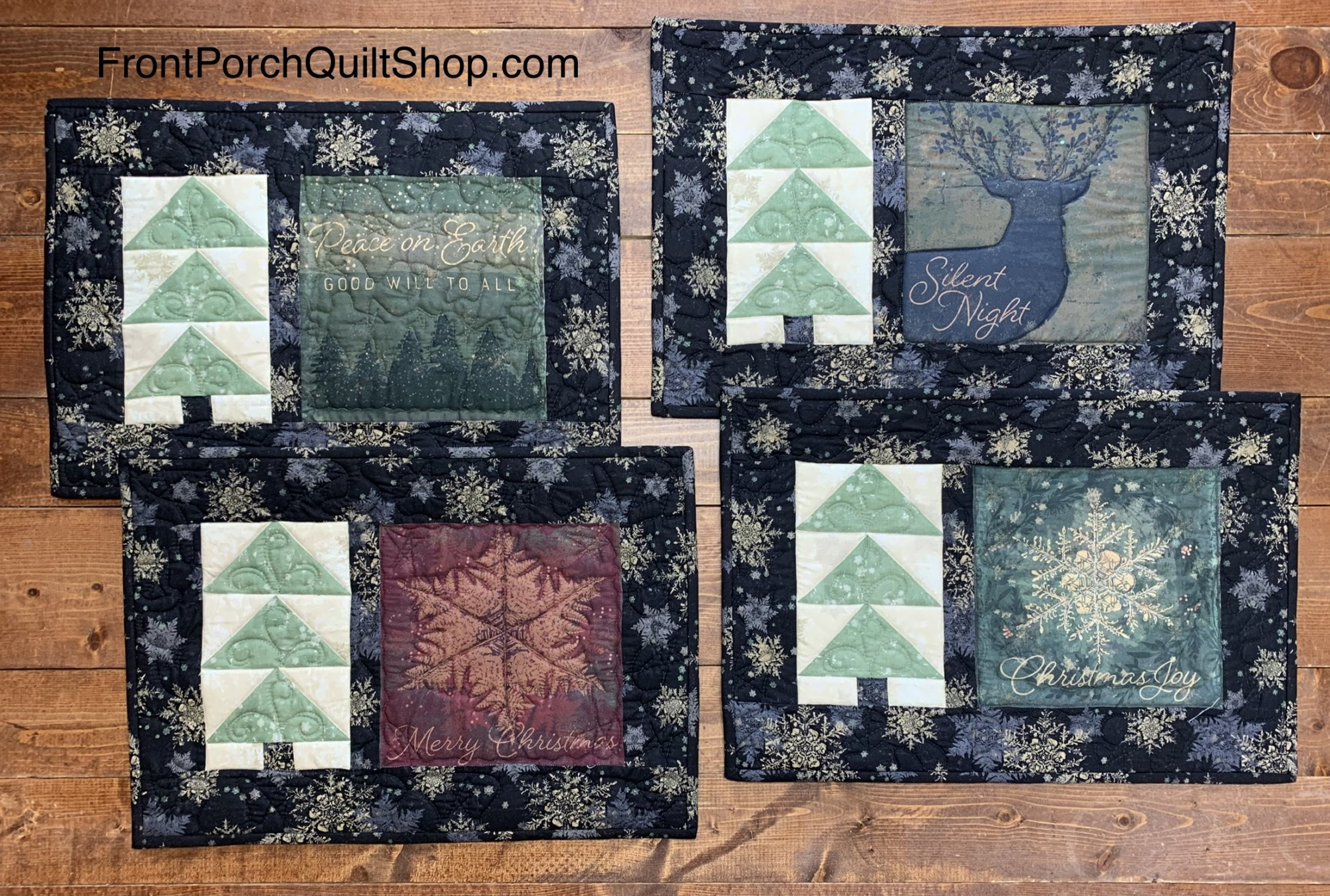 Pine Tree Placemats