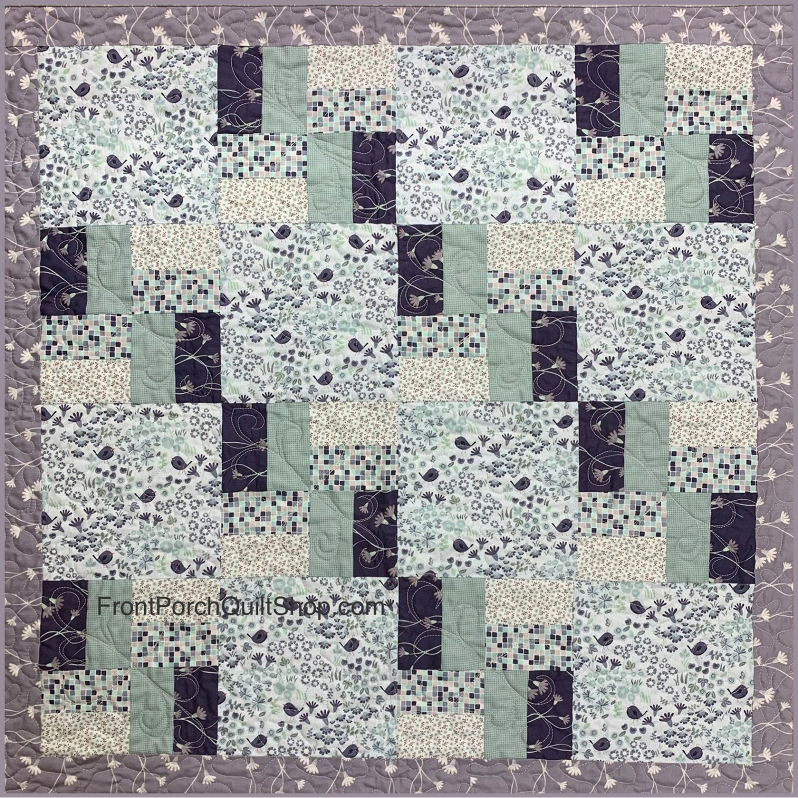 Wee Baby Quilt Pattern