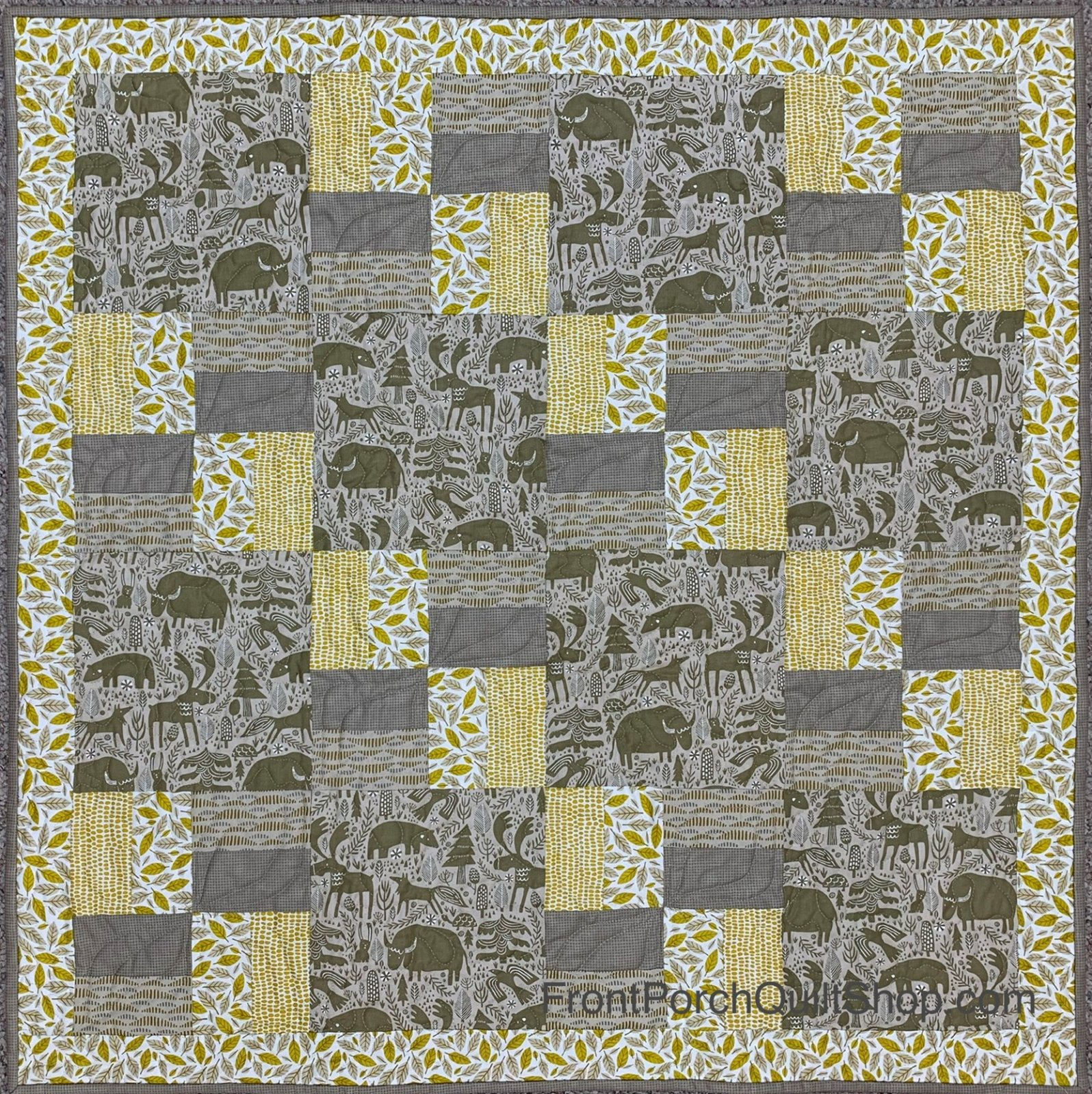 Wee Baby Big Sky Quilt Kit
