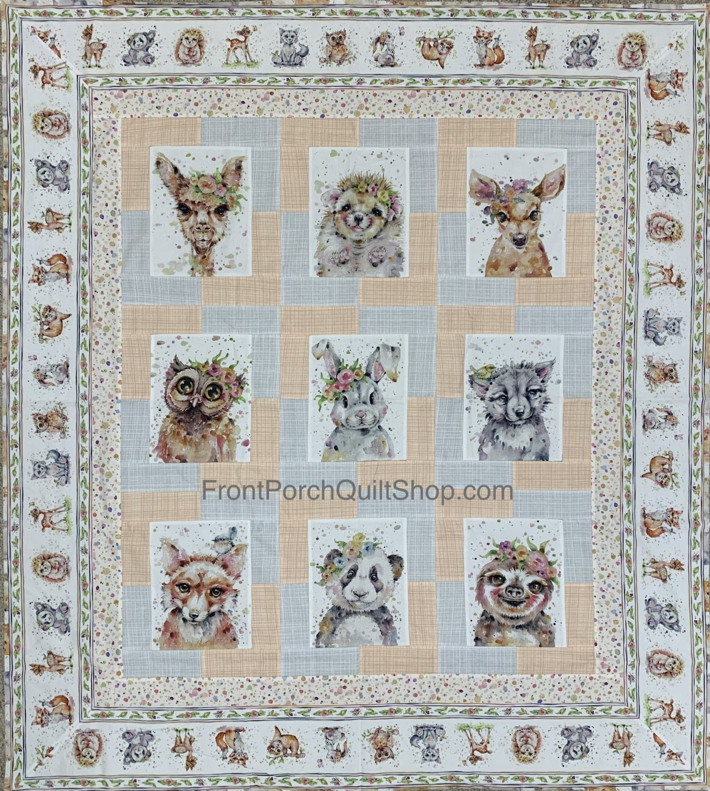 Sew Darling Quilt Kit