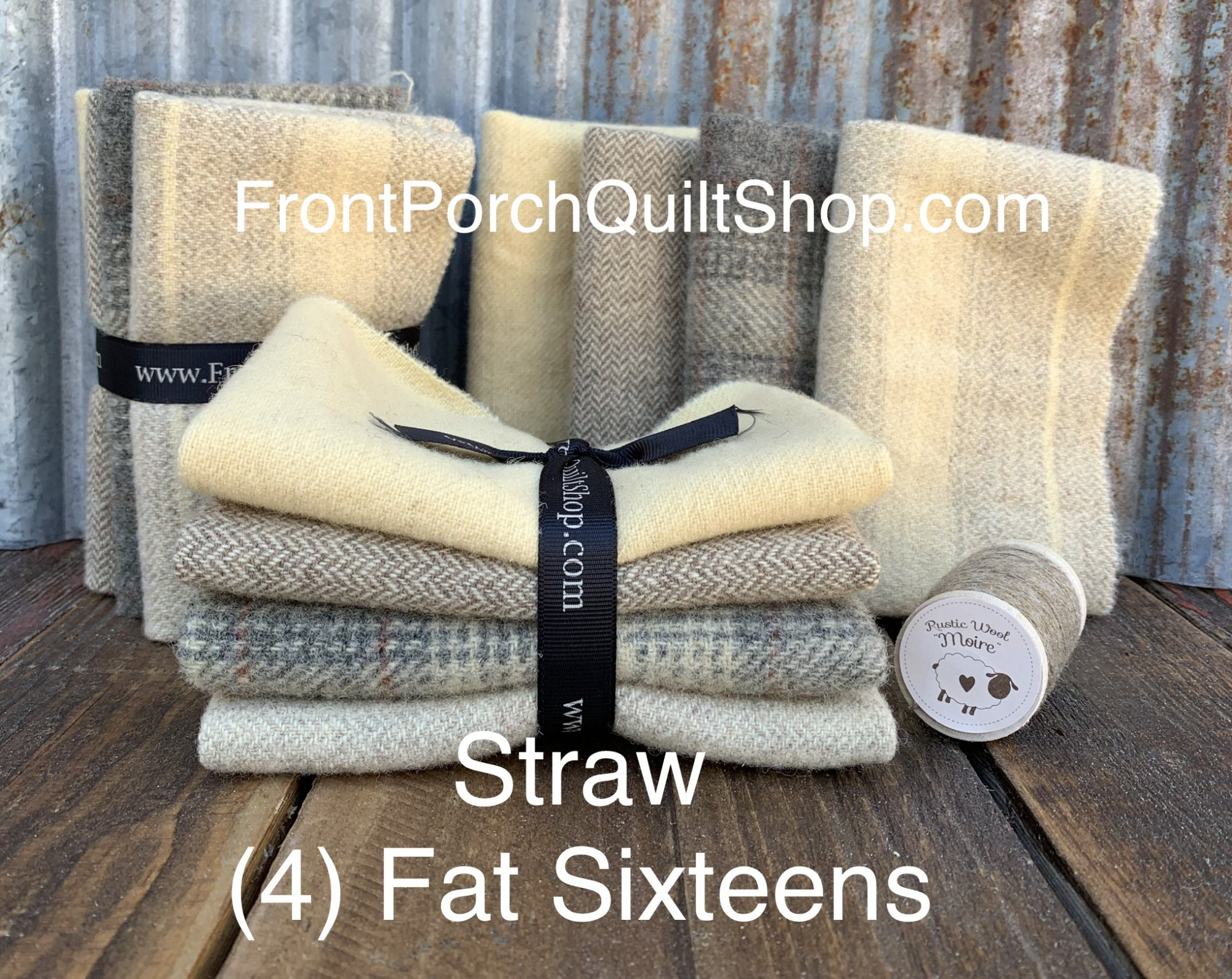 Fat Sixteen Bundle Straw