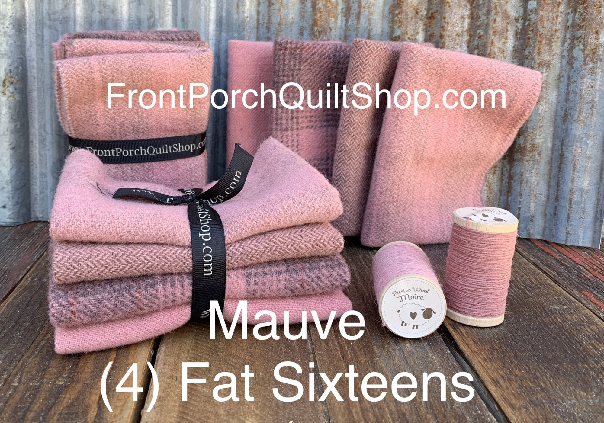 Fat Sixteen Bundle Mauve