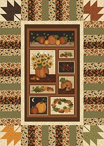 Harvest Pumpkins Free Downloadable Pattern