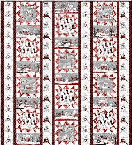Holiday Homecoming Free Downloadable Pattern