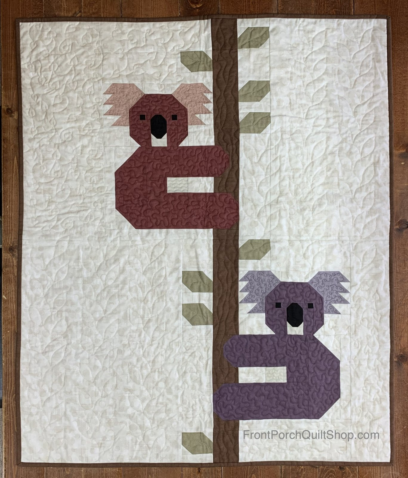 Koalas Small Quilt Kit