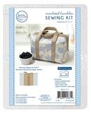 Insulated Lunchbox Sewing Tote, Zippity-Do-Done Camel