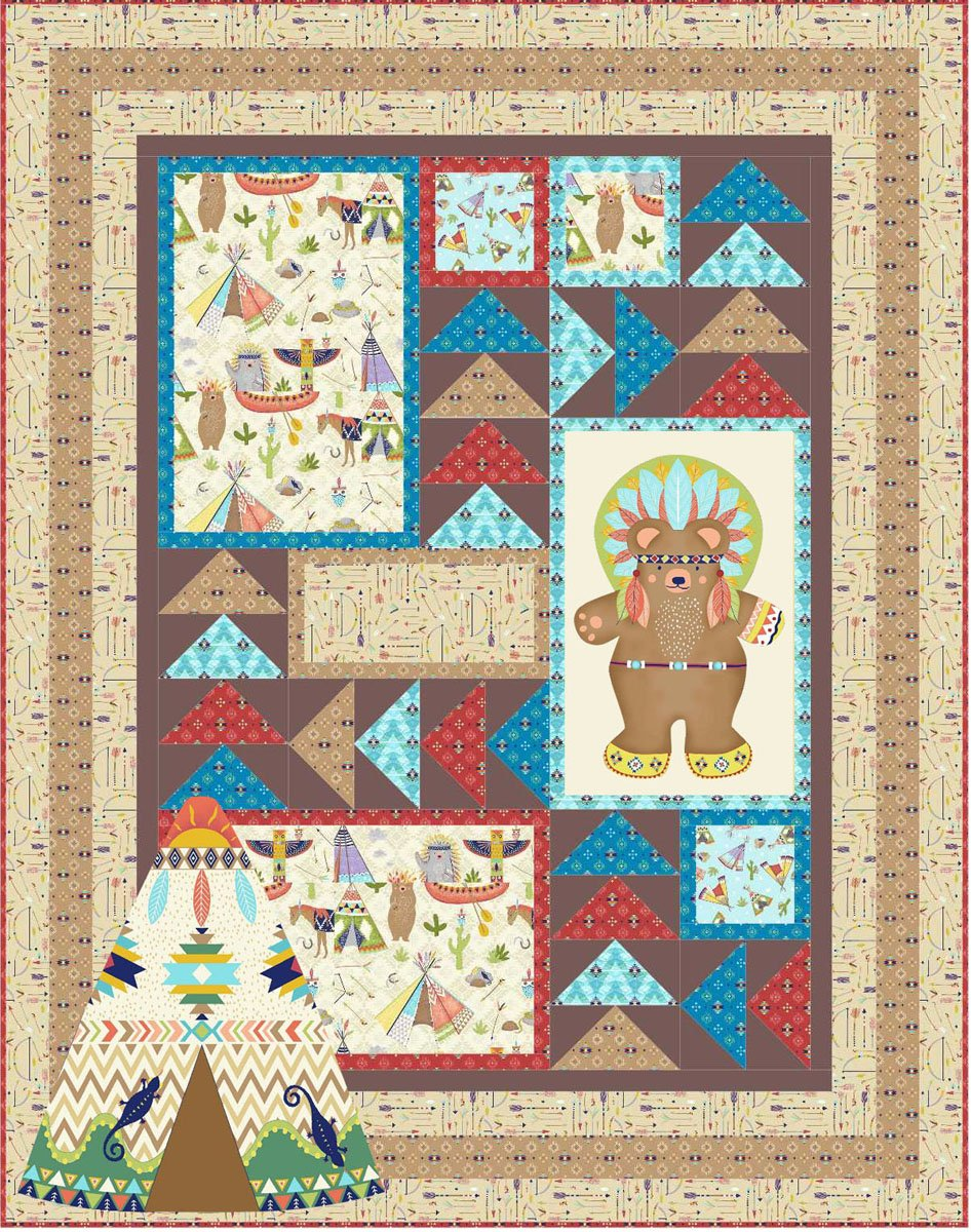 Little Brave Free Downloadable Pattern