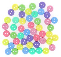 Tiny Garden Buttons