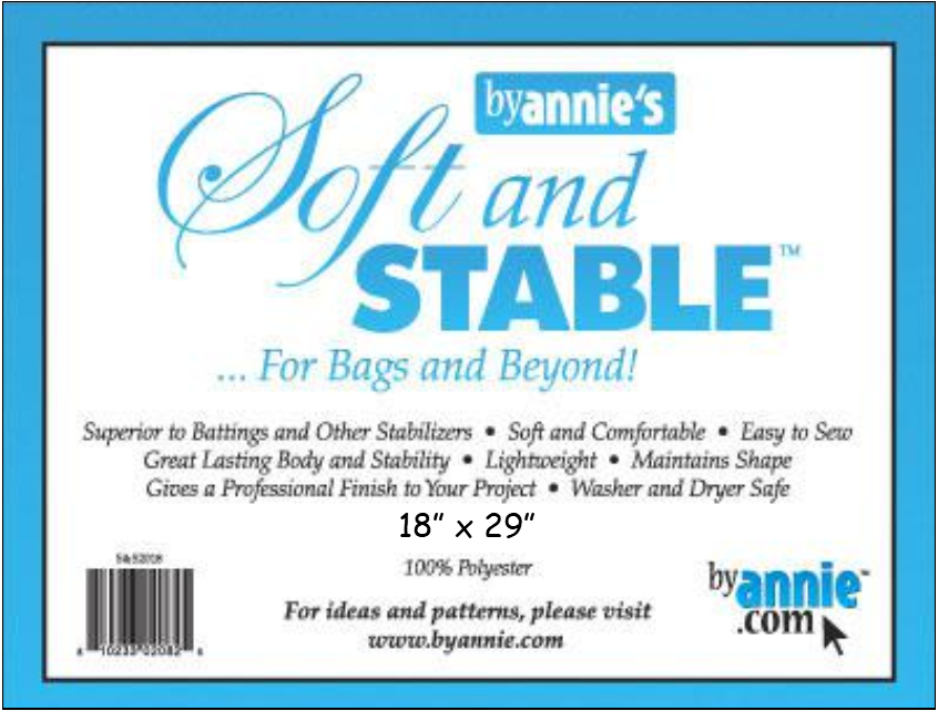 Soft & Stable Fat Half 36 x 29