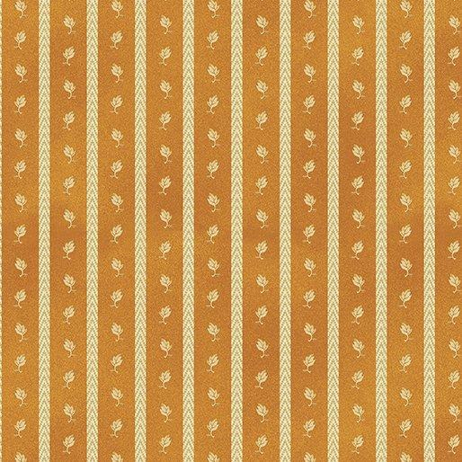 Pumpkin Patch Stripe Pumpkin