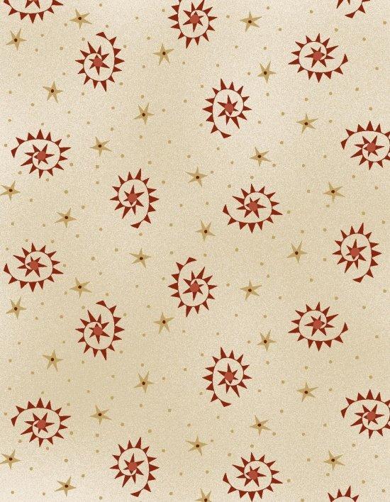 Autumn Song Swirls Cream