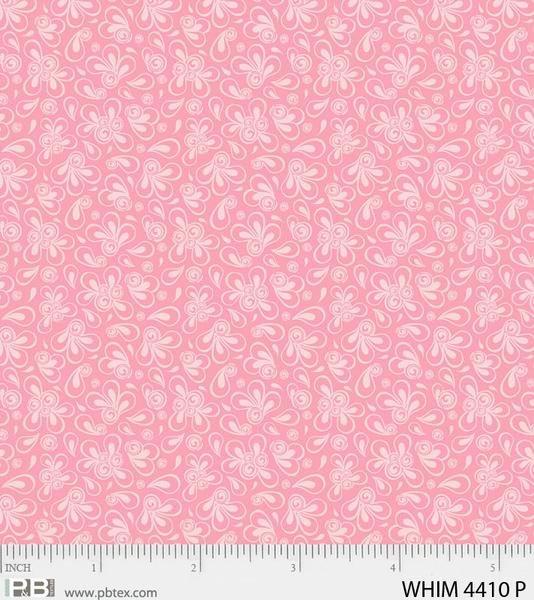 Animal Alphabet Whimsey Pink