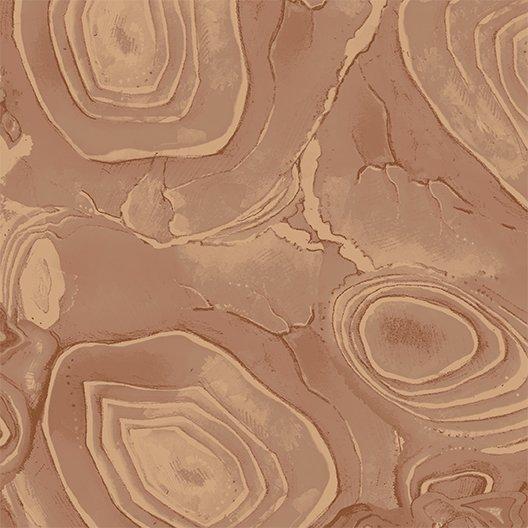 Quilt Minnesota 2017, Agates Rust
