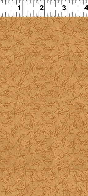 Quilt Minnesota 2019 Tonal Crosshatch Rust