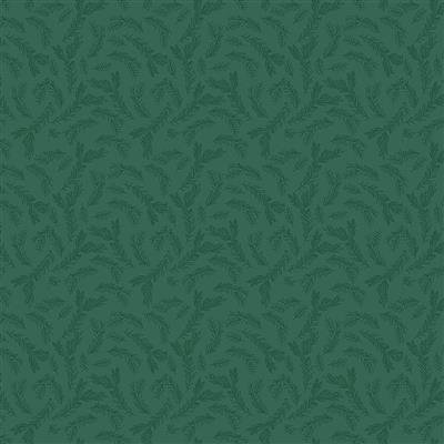 Yuletide Pine Boughs Forest