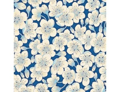 Blossom Blue Ivory