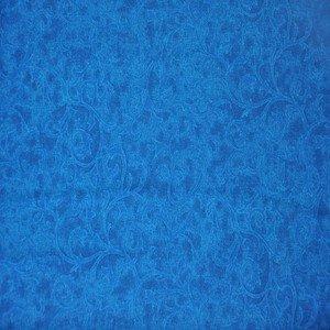 0691 Blue Floral