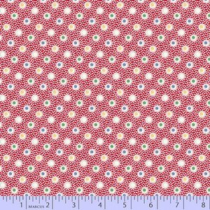 0755 0111 Dots Red