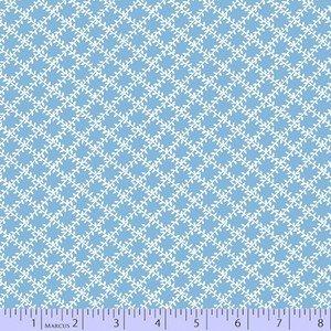 0760 0122 Trellis Blue