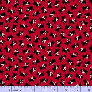 0761 0111 Scotties Red