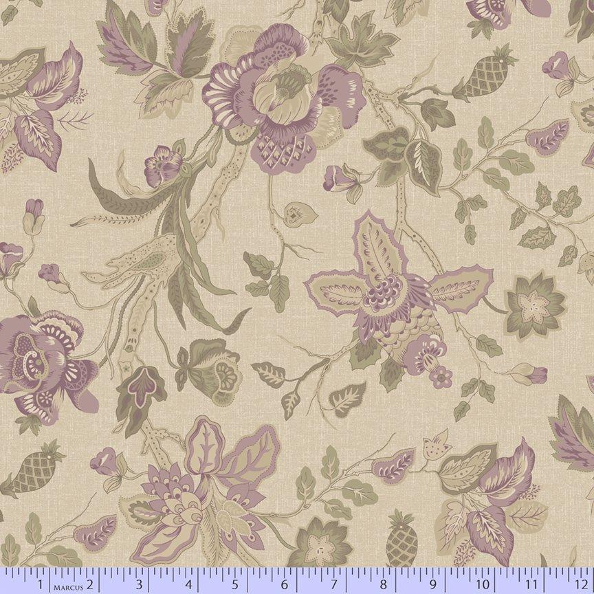 0816-0137 Purple Floral