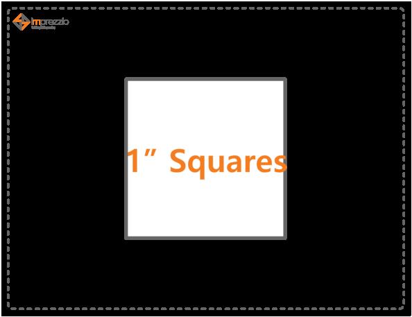 1 Inch Square