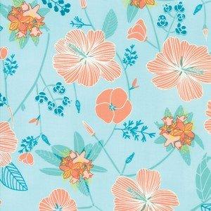 13320-12 Fog Floral