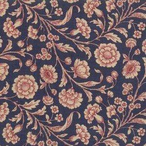 13830 16 Indigo Floral