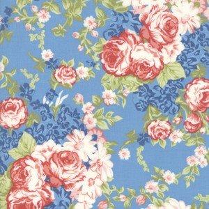 14890 14 Light Blue Roses