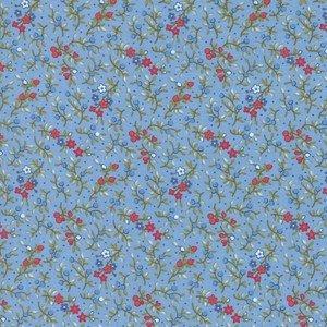 14899 14 Blue Sprig Berries