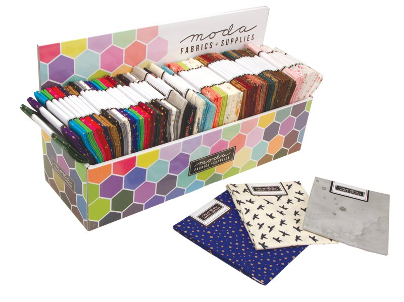 Moda Colour Box Packs