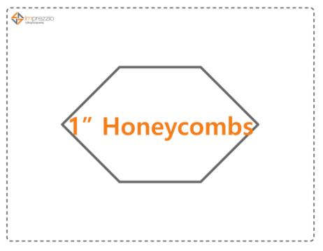 1 Inch Honeycomb