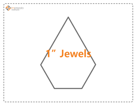 1 Inch Jewel