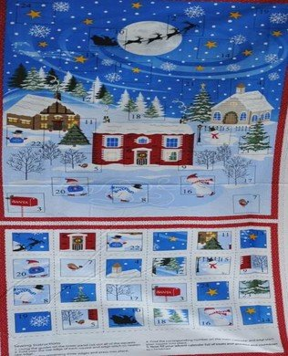 2157 Christmas Village